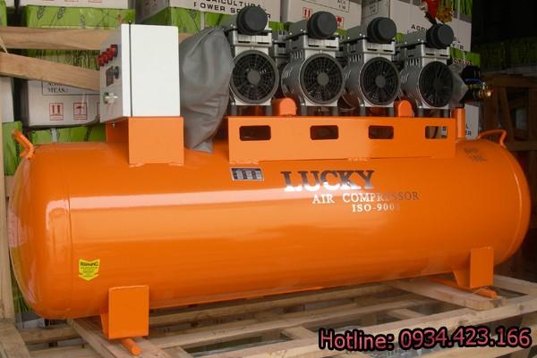 máy nén khí không dầu lớn