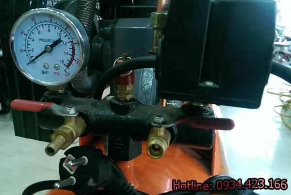 máy nén khí piston nhỏ