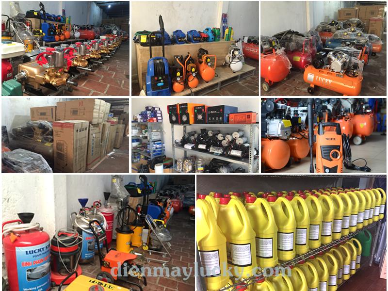 Mua bình chứa khí nén 1000 lít tại Hà Nội