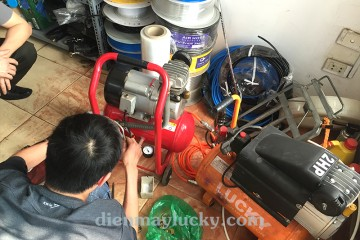 3+ Cách sửa máy bơm hơi mini tại nhà đơn giản!