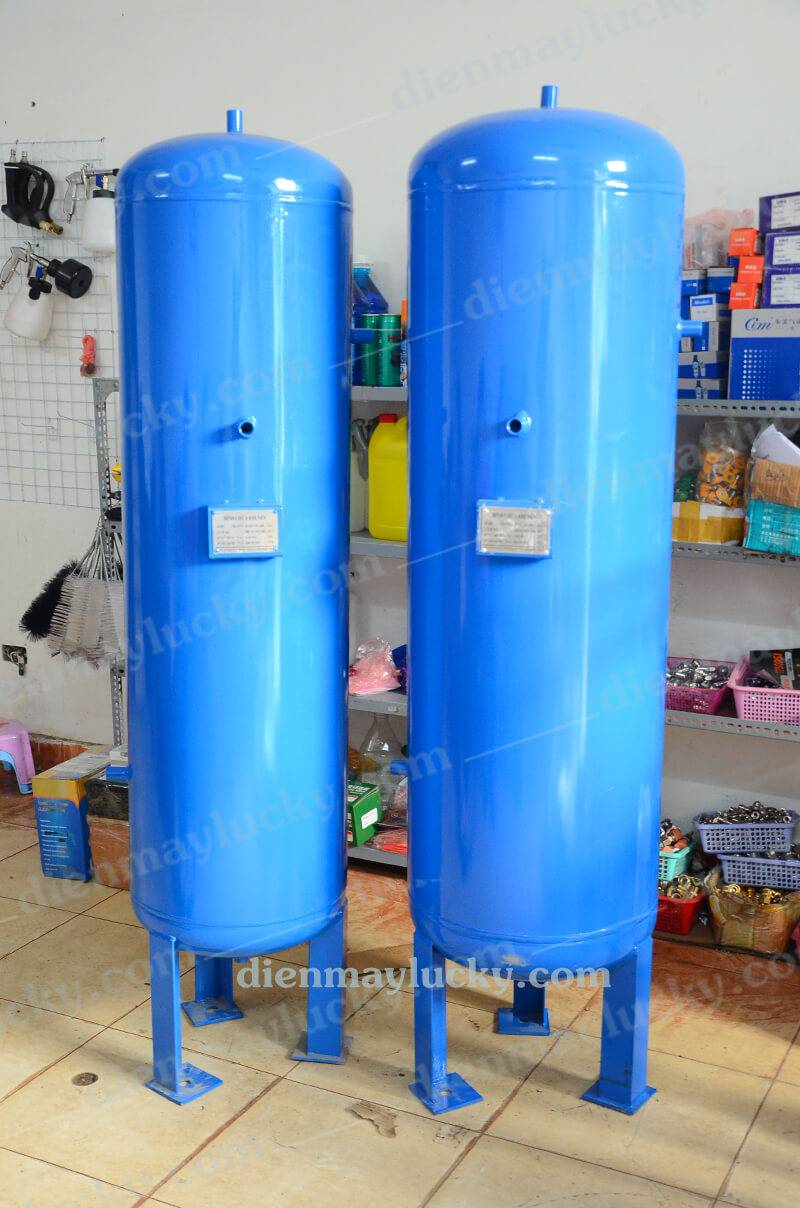 bình chứa khí nén 100 lít