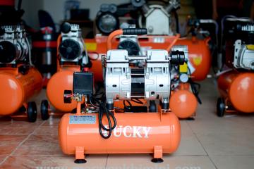 3 sai lầm cơ bản làm giảm tuổi thọ máy nén khí không dầu giảm âm