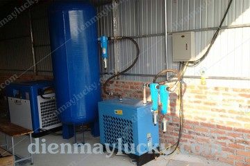 Hệ thống khí nén trong công nghiệp| Tiêu chí đánh giá hệ thống chất lượng
