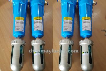Bộ lọc tách nước máy nén khí công nghiệp Lucky   Giải pháp khí nén SỐ 1 Việt Nam!