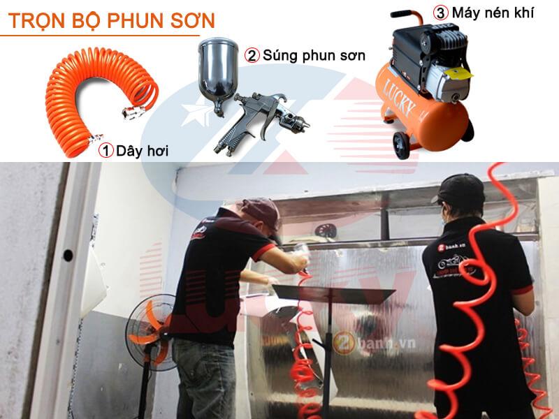 máy bơm phun sương giá rẻ