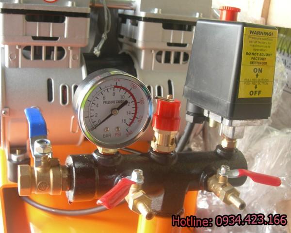 máy nén khí không dầu công nghiệp