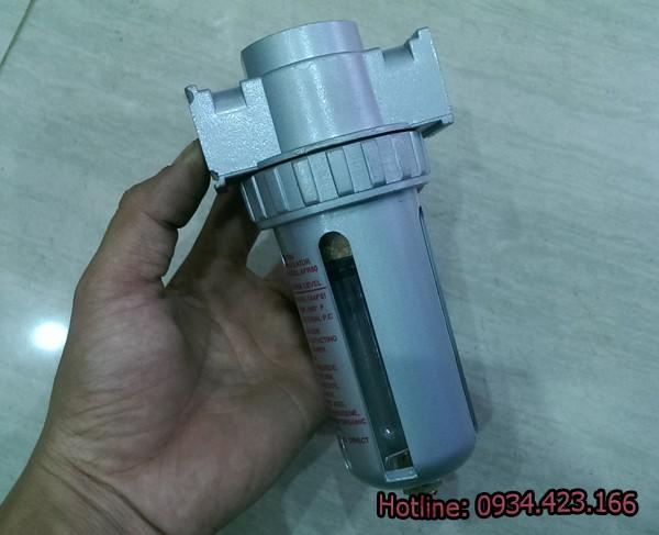 bộ lọc khí nén đơn loại to