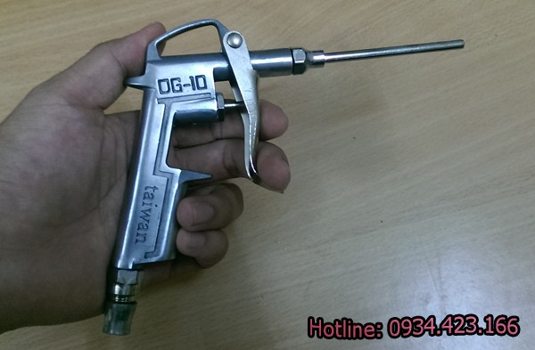 súng xịt bụi