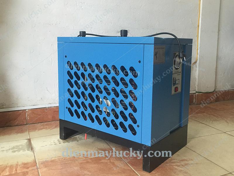 máy sấy khí kiểu làm lạnh