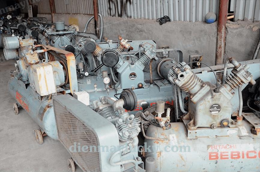 dịch vụ cho thuê máy nén khí