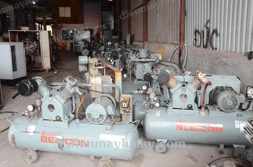 cho thuê máy nén khí công nghiệp
