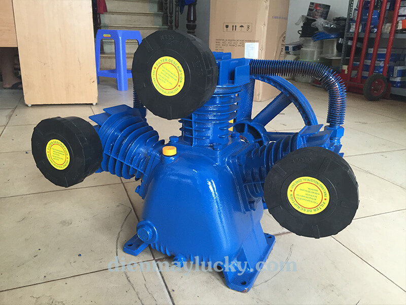 Đầu máy nén khí 7,5HP – Áp 12,5kg