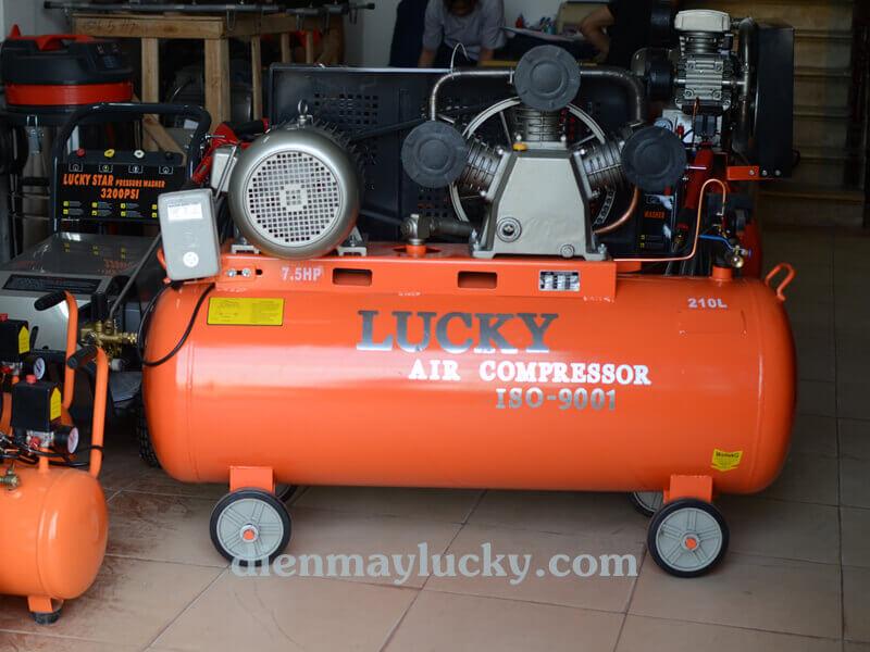 máy nén khí công nghiệp lucky