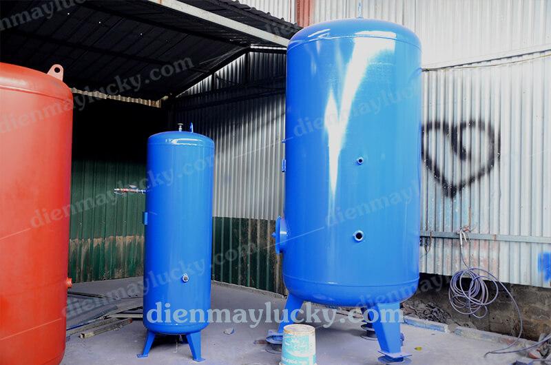 Bình chứa khí nén cao áp