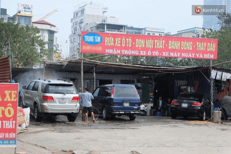 Mở cửa hàng rửa xe cần bao nhiêu vốn