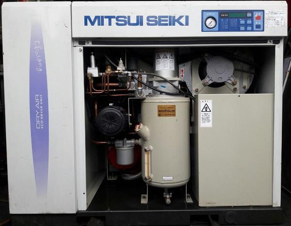 máy nén khí trục vít Mitsuiseiki